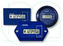Hour Meters - Industrial