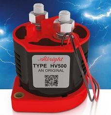 High Voltage Contactors